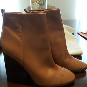 Tory Burch Grove Booties